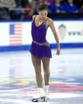 Michelle Kwan 2002 Short Program Costume