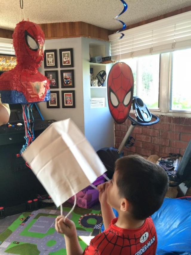 Spidermanpinata